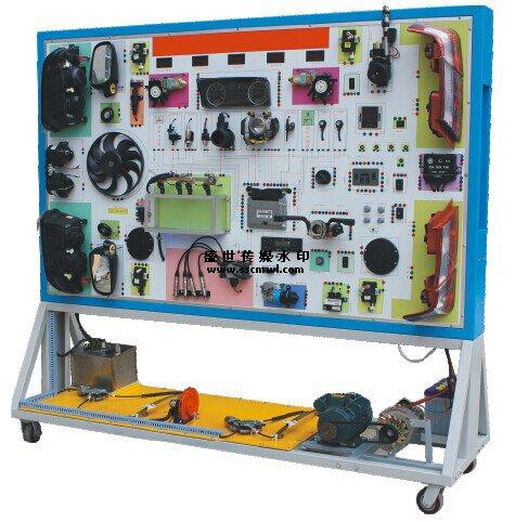[产品名称]:桑塔纳3000全车电器实训台