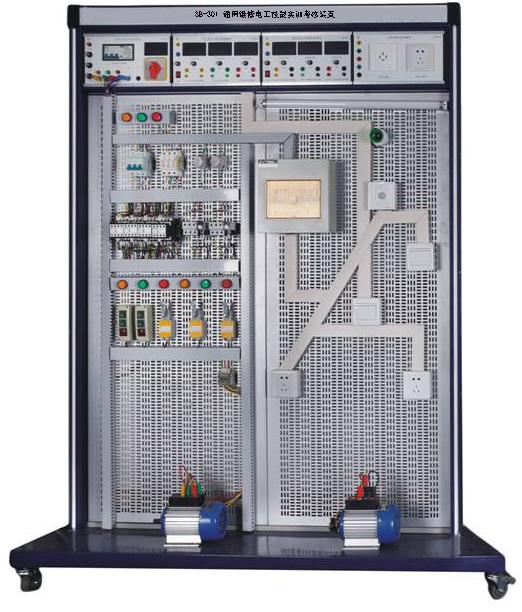 一,通用维修电工技能实训考核装置概述